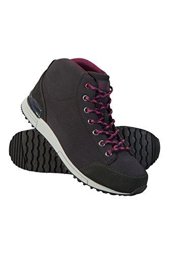 Redwood Rápidos Del Cargadores Zapatos Mountain De Secos Negro Las Warehouse Textil Secoya Mujeres Señoras La Impermeabilizan Los Superiores Verano 7Zqf5xq
