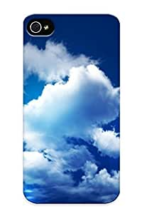 716a2aa6879 Clouds In The Sky Protective Case Cover Skin/iphone 4/4s Case Cover Appearance