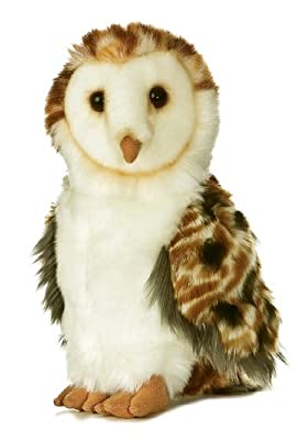 Aurora Plush 9 Barn Owl by Aurora Plush