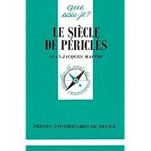 Siècle de Périclès (Le)