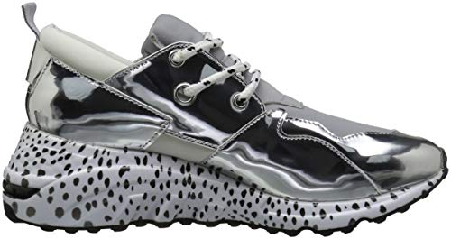 Silver Women's Sneaker Madden Steve Cliff 7F4xfq5vw