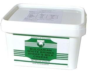 Sheep's Milk White Cheese (Feta) – 2lb