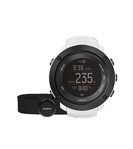 Suunto Ambit3 Vertical HR - Reloj GPS de entrenamiento, unisex, Color- White: Amazon.es: Deportes y aire libre