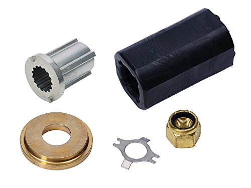 QuickSilver Flo TORQ II Kit for Mercury 135-300 HP, Mercruiser Alpha/Bravo One Drives (Flo System)