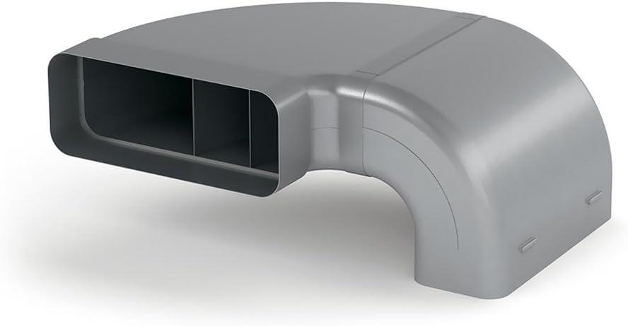 SF 150 - Juego de tubos para ventilador con conducto de aire para unos valores de flujo perfectos, flujo de 150 mm de diámetro: Amazon.es: Hogar