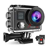 Campark ACT76 Action Cam WIFI Sports Camera Ultra HD Waterproof DV Camcorder SONY