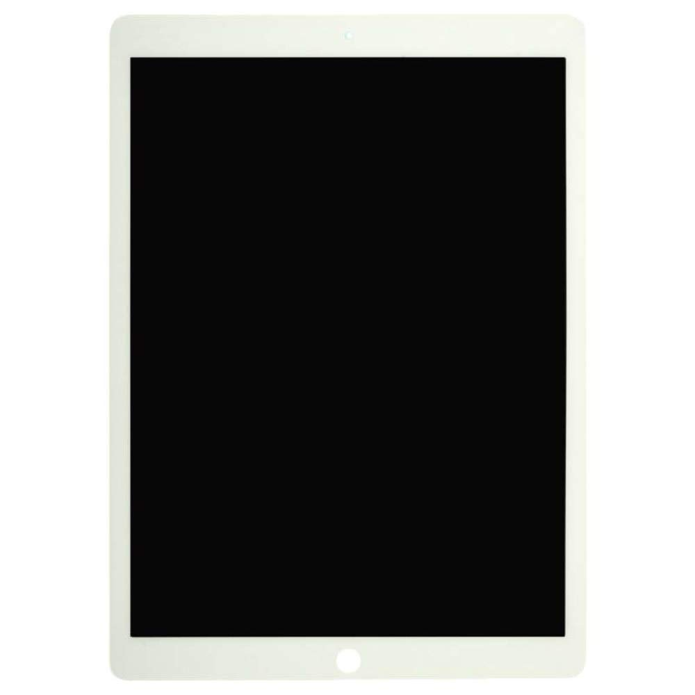 LCD & Digitizer Assembly (with PCB Board) for Apple iPad Pro 12.9'' (1st Gen) (White) with Glue Card