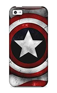 Hot Fashion EmYsrUw3762woEJh Design YY-ONE For Iphone 5c Protective Case (us Army Star)