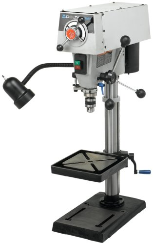 Buy Discount DELTA DP350 Shopmaster 1/3HP 12-Inch Bench Drill Press