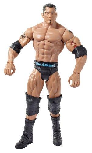 WWE Series #37 - #14 Batista WrestleMania 21 Figure