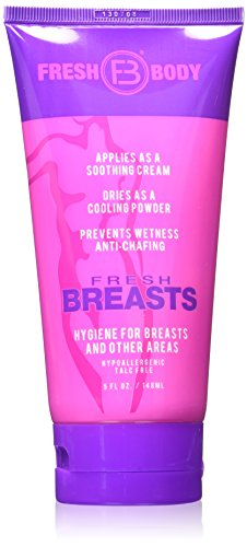 Fresh Body Lotion The Solution for Women, 5 Ounce
