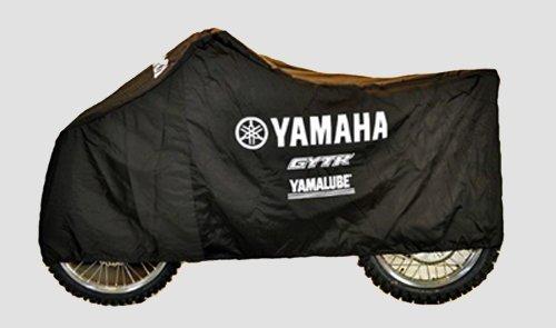 Yamaha YZ/WR Race Day Storage Cover Black GYT-R Yamalube Logo - Cover Day Race