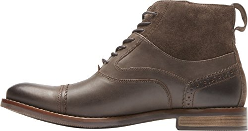 Dark Rockport Cap Wynstin Boot Bitter Shoes Men's qUw70Pv