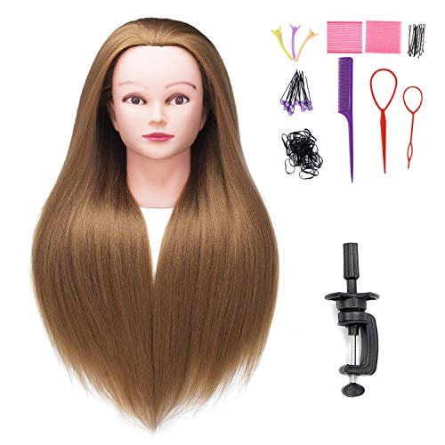 SOPHIRE Synthetic Mannequin Hairdresser Cosmetology product image