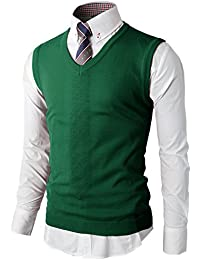 Amazon.com: Greens - Vests / Sweaters: Clothing, Shoes & Jewelry