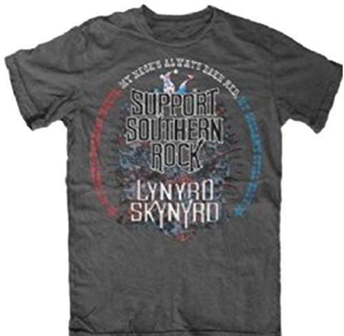 Lynyrd Skynyrd Support Southern Rock T-Shirt