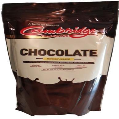 (Chocolate) FOOD FOR LIFE CAMBRIDGE DIET PLAN WEIGHT LOSS SHAKE