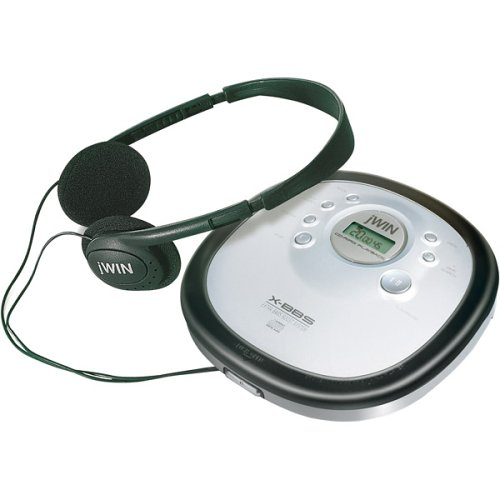 JWIN JXC-D313 Personal CD Player