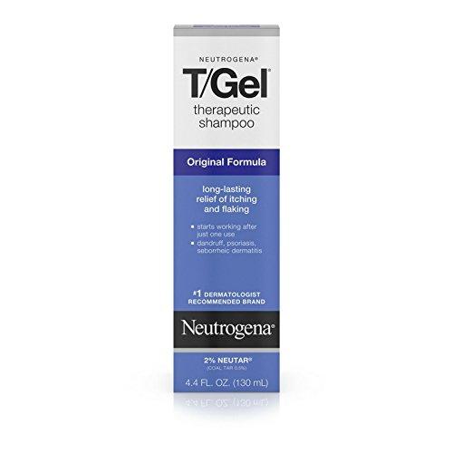 T-GEL Shampoo NEUTROGENA 4.4 OZ Pack of 3 by Neutrogena