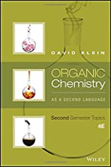 Organic Chemistry As a Second Language: Second Semester Topics Paperback