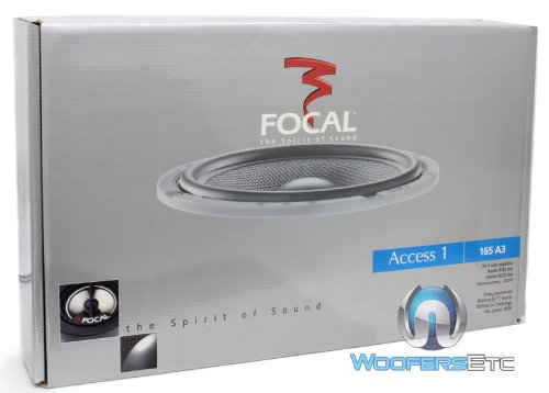 Focal Access 165 A3 6.5-Inch 3-Way Component Speaker Kit by Focal (Image #8)