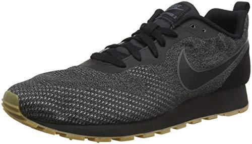 Dark 010 Schwarz Mesh Runner Grey Black Md Herren 2 Eng Sneakers NIKE 0Pqwz0