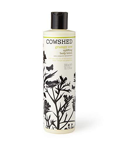 Cowshed Grumpy Cow Uplifting Body Lotion for Women, 10.15 Ounce