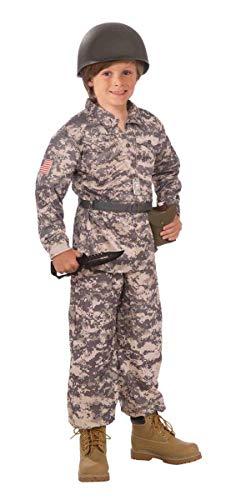 Forum Novelties Desert Soldier Child Costume,