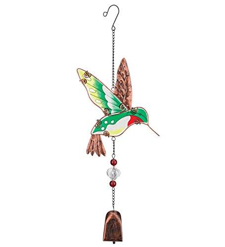 Hummingbird Garden Stone - Regal Art & Gift Hummingbird Garden Bell