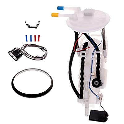 cciyu Replacement for Fuel Pump Module Assembly Electrical 2004 2005 2006 2007 Cadillac CTS V6 3.6L