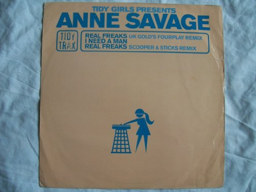 ANNE SAVAGE Real Freaks 12