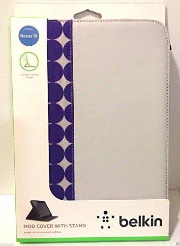 Belkin Mod Case with Stand Nexus 10 in Gray Purple