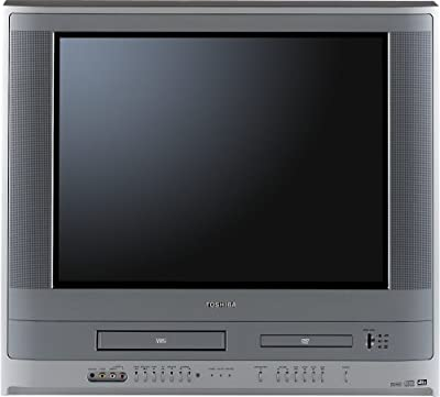 Toshiba MW24F52 24-Inch Flat TV with DVD and VCR