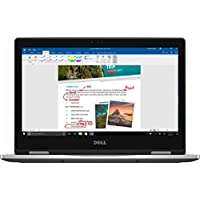 2017 Newest Dell Inspiron 7000 2 in 1 Convertible Flagship High Performance 13.3 inch Full HD Touchscreen Laptop PC, Intel Core i5-7200U Dual-Core, 8GB DDR4, 256GB SSD, Bluetooth, WIFI, Windows 10