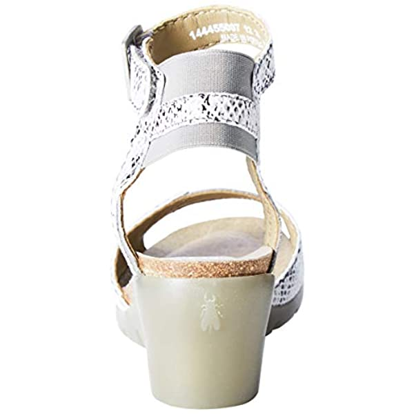 Fly London Womens Imat455fly Ankle Strap Sandals