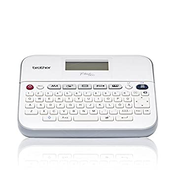 Brother Pt D400 Label Printer P Touch Labeller Qwerty Keyboard