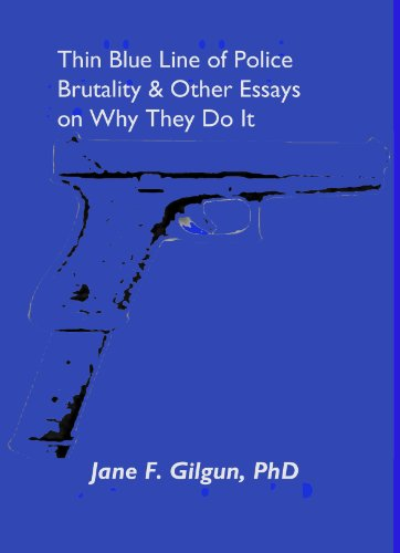 English Language Essay The Thin Blue Line Of Police Brutality And Other Essays On Violence By  Gilgun Interesting Persuasive Essay Topics For High School Students also Science Argumentative Essay Topics The Thin Blue Line Of Police Brutality And Other Essays On Violence  Personal Essay Thesis Statement