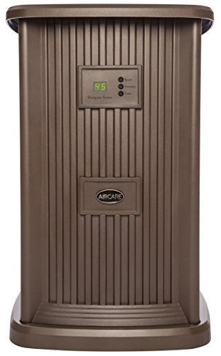 AIRCARE EP9 500 Digital Whole-House Pedestal-Style Evaporative Humidifier, Nutmeg by Generic