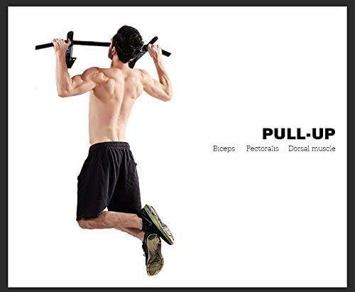 GOTOTOP Barra para flexiones de pared, barra para dominadas en la pared, barra de dominadas para fitness, fitness traction bar, ejercicios para el ...