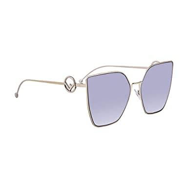 Amazon.com: Fendi F Is Fendi FF 0323/S 3YG GB - Gafas de sol ...