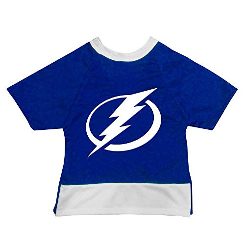 - All Star Dogs Tampa Bay Lightning Pet Mesh Sports Jersey, X-Large