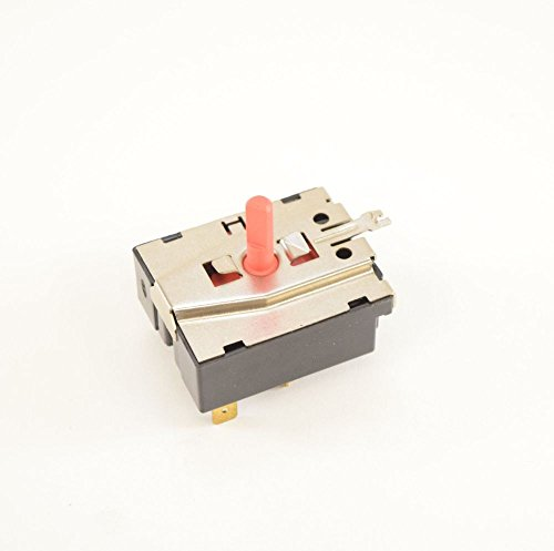General Electric WE4M406 Heat Selector Switch