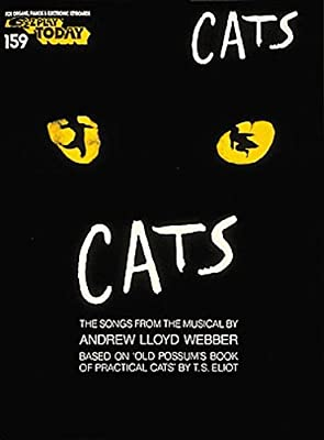 Cats: E-Z Play Today Volume 159