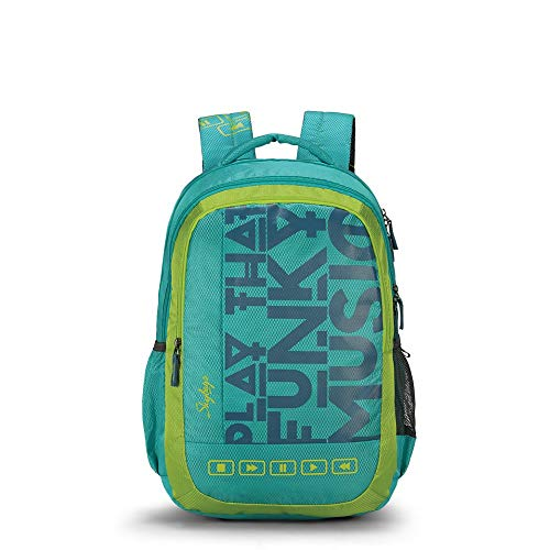 SKYBAGS New Neon 13 30 L Backpack (Blue)