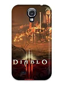 GLt-298iflbwUBq DeaneRipman Gaming Diablo Cover Durable Galaxy S4 Tpu Flexible Soft Case