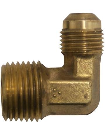Billet Aluminum Bulkhead Fitting 45-1441 2 A//C Fittings #6 /& #10 Male O-Ring