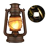 YINUO LIGHT Antiqued Vintage Lantern, Realistic