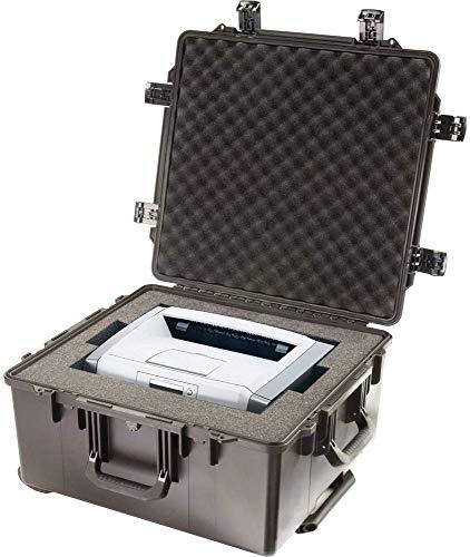 Waterproof Case (Dry Box) | Pelican Storm iM2875 Case No Foam (Black) (Hardigg Industries Im2875 Storm Case)