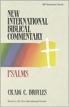 Book Psalms - New International Biblical Commentary Old Testament 11 (New International Biblical Com (Old)(Qualtiy Paper))