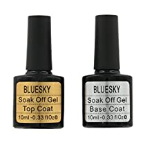 30% Off Bluesky Top and Base Coat